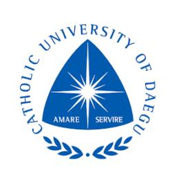 Đại học Daegu Catholic- Tiên tiến trên mọi lĩnh vực